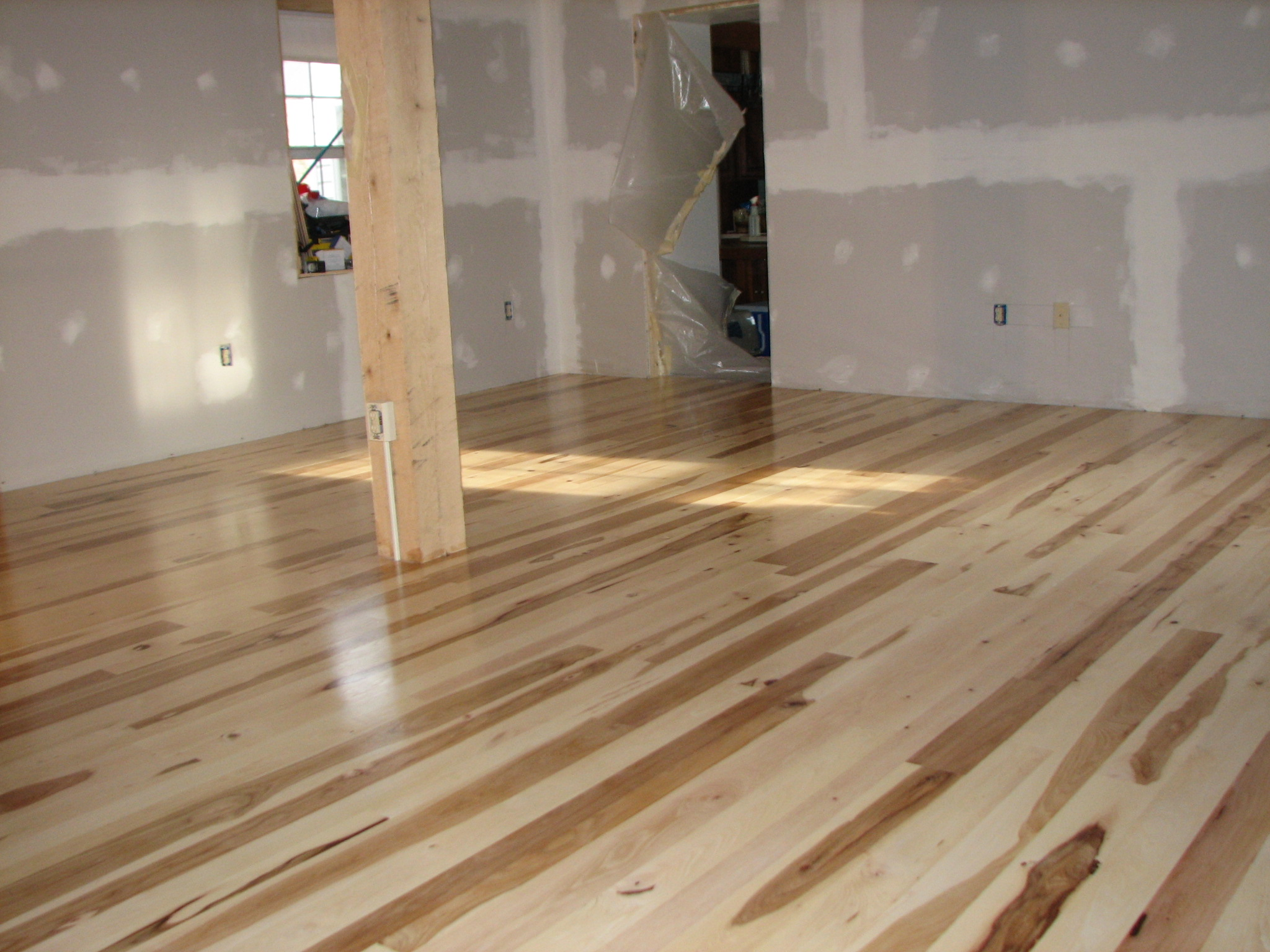 Wood flooring for Different width hardwood flooring