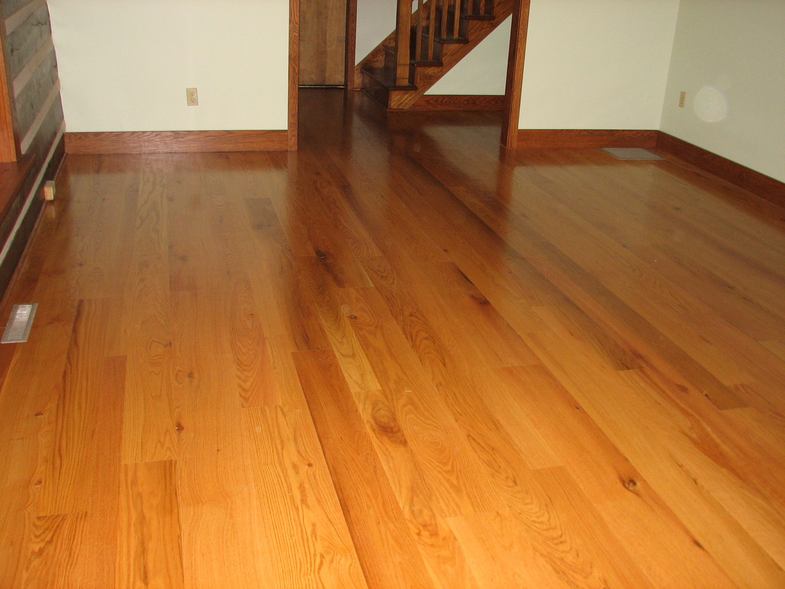 Wood flooring for Nature flooring